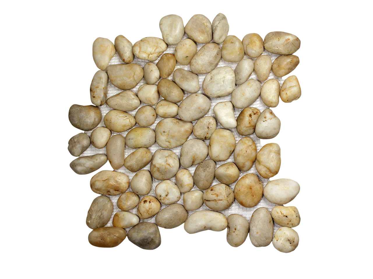 pebble-stone-round-white